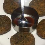 109292530 - 鶏挽肉の香味コロッケ