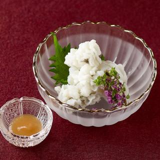 最上級の旬食材を使用。四季に寄り添った極上の日本料理を味わう