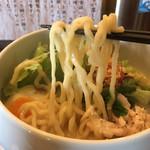 109297000 - 鶏白湯麺塩ソバ