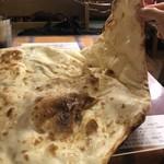 ネパールキッチン Kathmandu - 料理写真:Amazing nan
