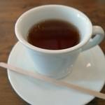 エル・チャテオ・デル・プエンテ - ランチの紅茶