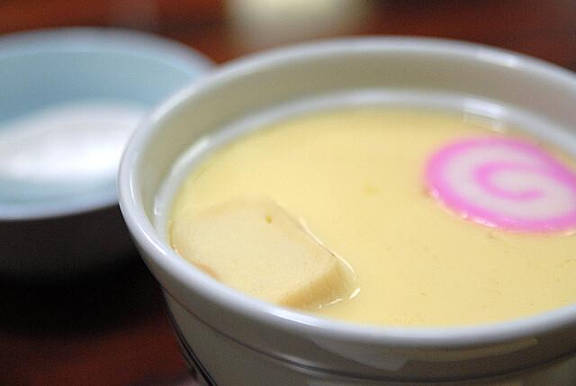 吉宗 本店 - 茶碗蒸し