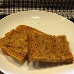 10930862 - アヒージョ付け合わせの自家製パン