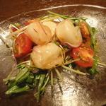 DININGみにとまと お野菜と地鶏と - 甘いトマトと魚介のセヴィーチェ☆