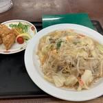 餃子の王将 - 料理写真:この日のマイセット