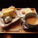 109300671 - 美豆ブレンドと小室シフォンのセット