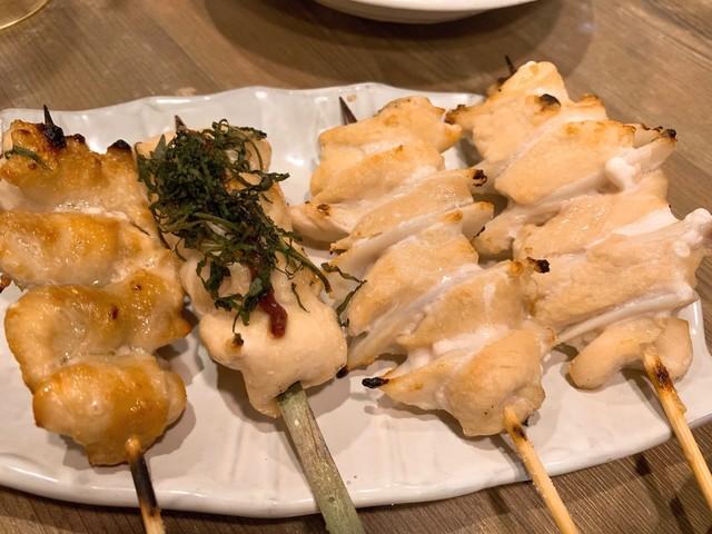 やきとり家すみれ 大井町店の料理の写真