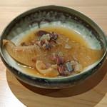 日本料理 太月 - 先付 ①  フカヒレ丸仕立て しのび生姜