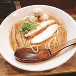 らーめん チキント - 料理写真: