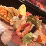 神東寿司 - 上海鮮丼