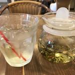 美菜ダイニング NICO - Today's herb tea☆リフレッシュtea