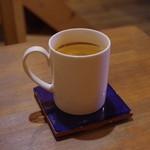 喫茶ラクタ - チャイ