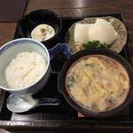 109309755 - 湯葉丼セット(1520円)