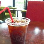 クライマックスコーヒー - クライマックスコーヒーで、アメリカーノを頂きました