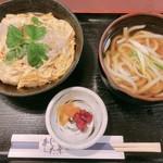 109312380 - ミニカツ丼定食
