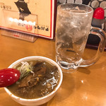 チバラキ伸太郎酒場 - 料理写真: