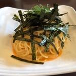 小麦亭 - 料理写真:辛子明太子 950円。