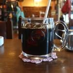 珈琲家 アルト - アイスコーヒー