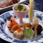 日本料理 春日 -