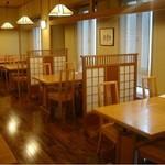 日本料理 春日 - ホール席:席数32席