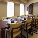 日本料理 春日 - 個室(座敷):席数16席