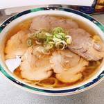 麺龍 - ハーフ&ハーフ