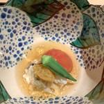 にい留 - フルーツトマト オクラ ワタリガニ