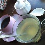 クレタ - コーヒーとゆず茶