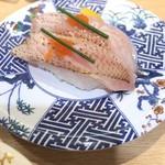 まわる寿司 博多魚がし - のどぐろ2貫¥480(税抜)