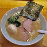 ラガヤ - 料理写真:ラーメン with味付け玉子
