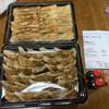 たかなべギョーザ - 料理写真:棒餃子と焼餃子(共に3人前づつ)