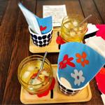 Tea Cozy - エルダーフラワー水