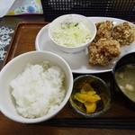 御食事処 竜ちゃん - 日替わり600円