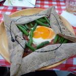 ソフィズキッチン - アンチョビとモッツァレラチーズ
