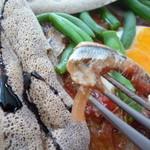 ソフィズキッチン - 天草産イワシの自家製アンチョビ