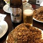 新福菜館 - ドリンク写真: