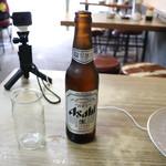 きらく - 小瓶ビール