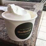 生クリーム専門店 MouMou Cafe - ソフトクリーム
