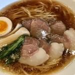 麺創なな家 - フェイク マタギそば¥900(税込)