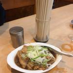 109341114 - 牛肉豆腐(590円)