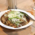 109341131 - 牛肉豆腐(590円)