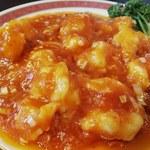 中国菜館 群鳳 - 料理写真:エビのチリソース煮