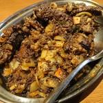 ルチラ - ・Kerala Beef Fry 1480円(税別)