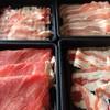 しゃぶ菜 - 料理写真:国産牛豚セット