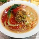 ラーメン家 あかぎ - 料理写真:担々麺