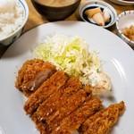 平太 - 特ロースとんかつ定食