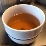 さぬき手打ちうどん 銭形 - イリコ出汁のつけ汁