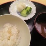 味 ふくしま - 新生姜のご飯