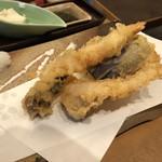 お魚スタンドゆうじ - 天ぷら