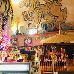 大阪カオマンガイカフェ - 店内